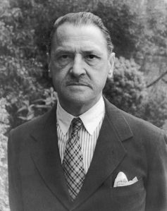 W. Somerset Maugham - If you do not agree with me, then I am likely to kill you.